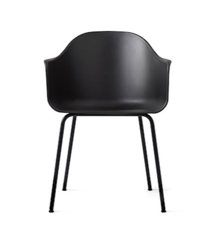 Bilde av Harbour Chair Steelbase Black