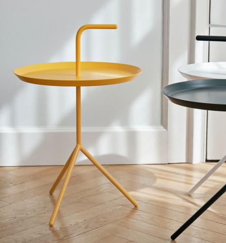 Bilde av DLM Side Table - Sun Yellow