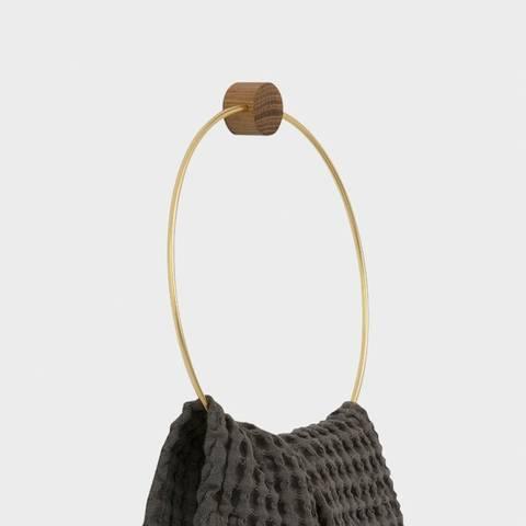 Bilde av Brass Towel Hanger