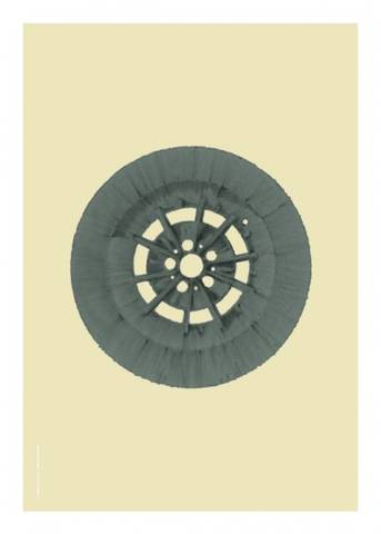 Bilde av Campagnolo 1, 50 x 70 cm