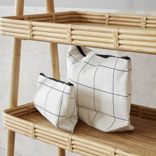 Toilet bag Squares