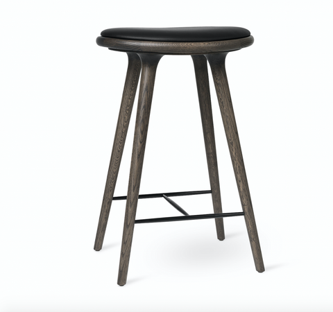 Bilde av High Stool, Sirka Grey Oak