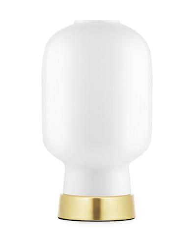 Bilde av Amp Table Lamp White / Brass