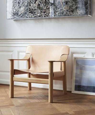 Bilde av Bernard Lounge Chair Nature