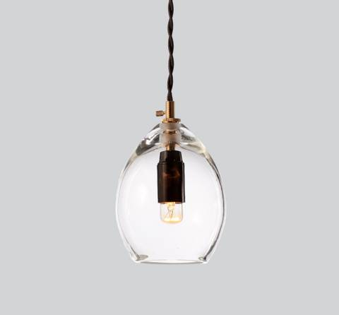 Bilde av Unika Taklampe Transparent -