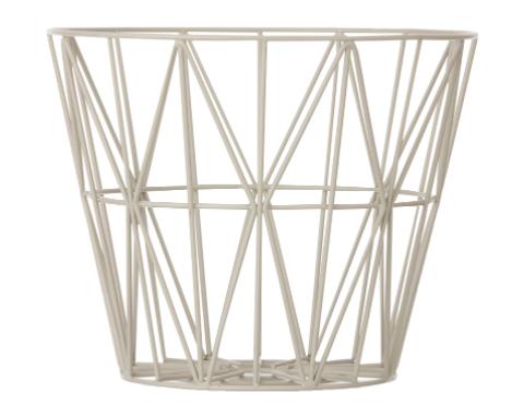 Bilde av Wire Basket Grå