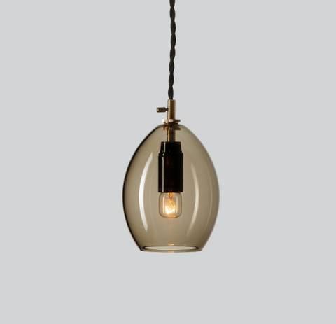 Bilde av Unika Taklampe Grå - Small