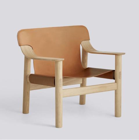Bilde av Bernard Lounge Chair Brandy