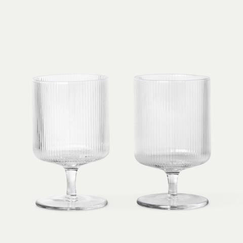 Bilde av Ripple wineglass 2 pk
