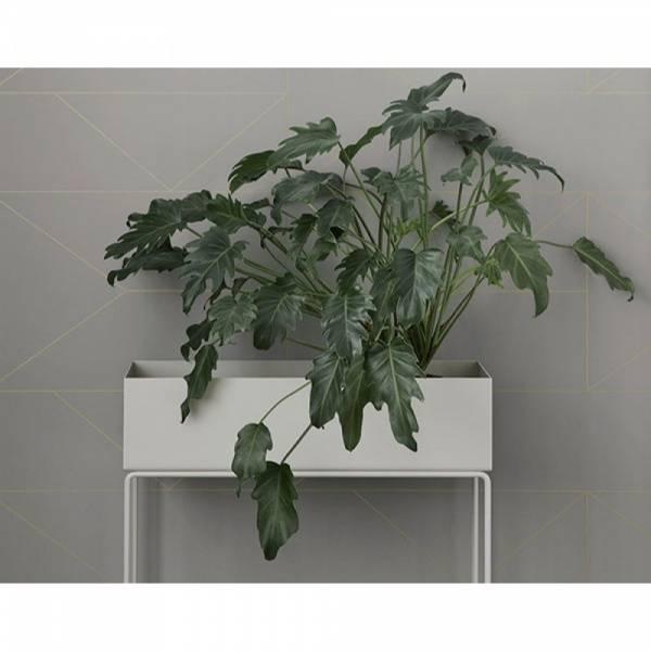 Plant Box Svart Ferm Living