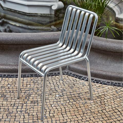 Bilde av Palissade Chair Galvanisert
