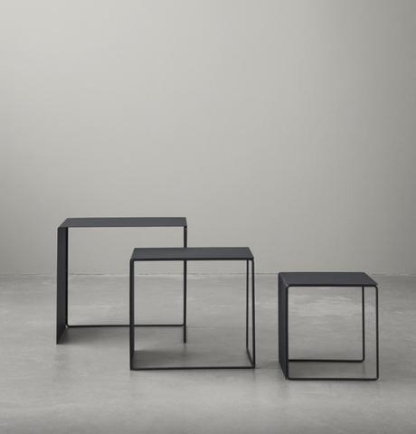 Bilde av Cluster bord, svart