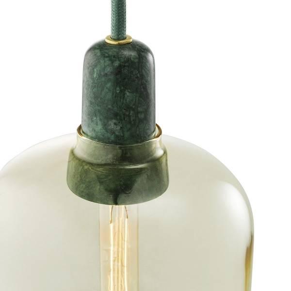 Amp Lamp Grønn Large