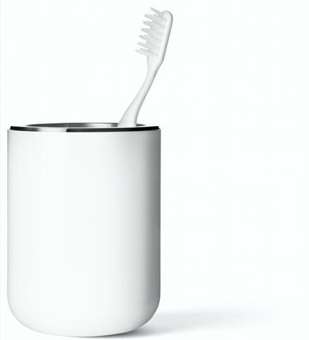 Bilde av Tannbørsteholder Hvit