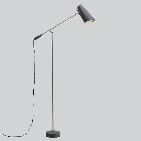 Bilde av Birdy gulvlampe, Grå
