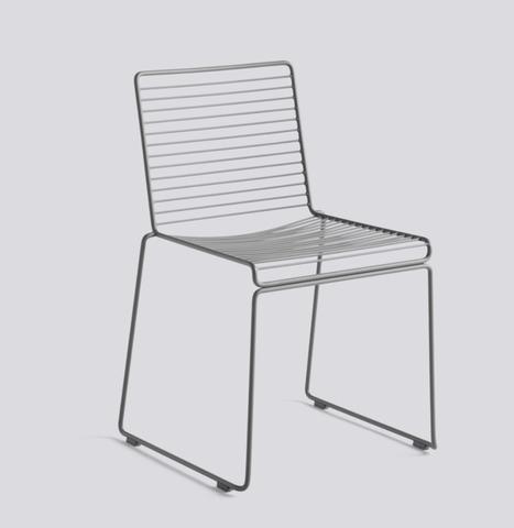 Bilde av Hee Dining Chair HAY Asphalt