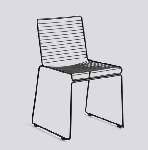 Bilde av Hee Dining Chair HAY Black