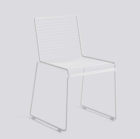 Bilde av Hee Dining Chair HAY White
