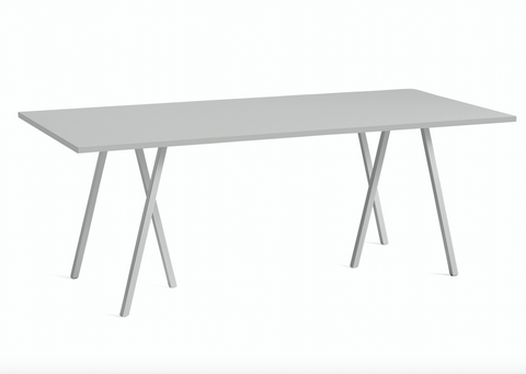 Bilde av Loop Stand Table HAY Grey