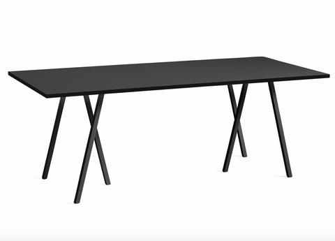 Bilde av Loop Stand Table HAY Svart