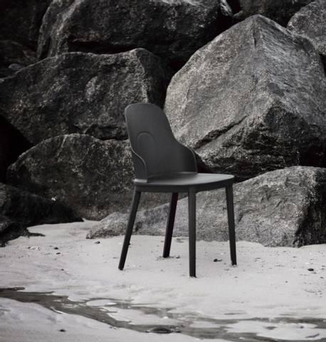 Bilde av Allez Chair, Black