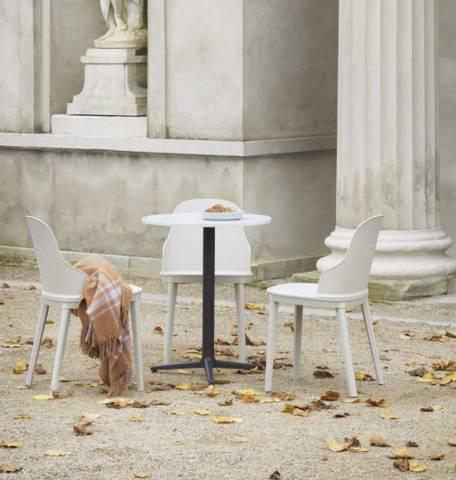 Bilde av Allez Chair, White