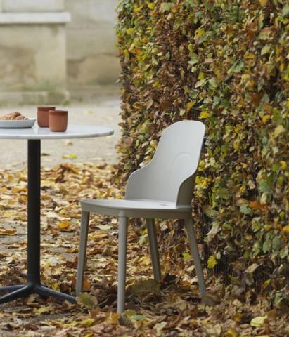Bilde av Allez Chair, Warm Grey