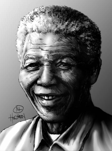 Mandela Nr. 2 Limited Edition 40 x 50