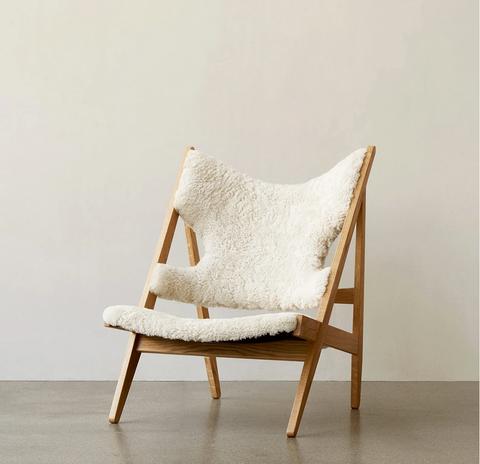 Bilde av Knitting Lounge Chair