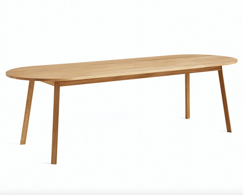 Bilde av Triangle Leg Table 200cm