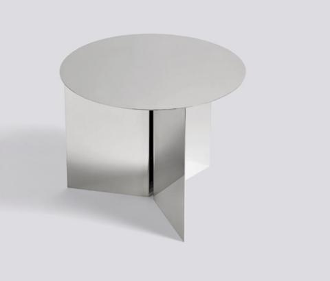 Bilde av Slit Table Round Mirror HAY