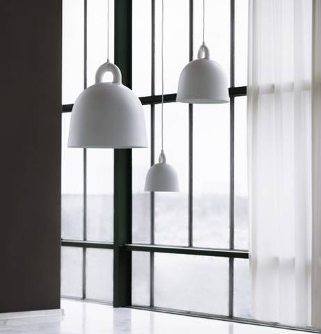 Bilde av Bell Lamp White