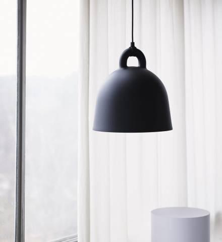 Bilde av Bell Lamp Black