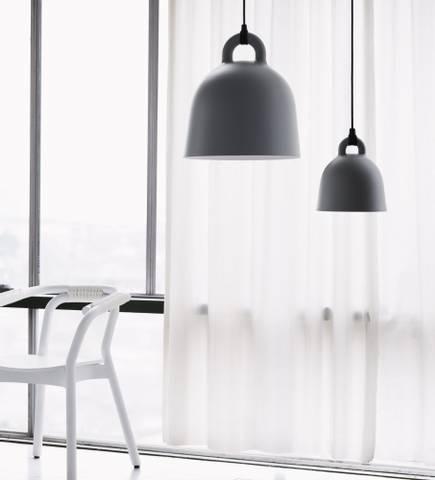 Bilde av Bell Lamp Grey