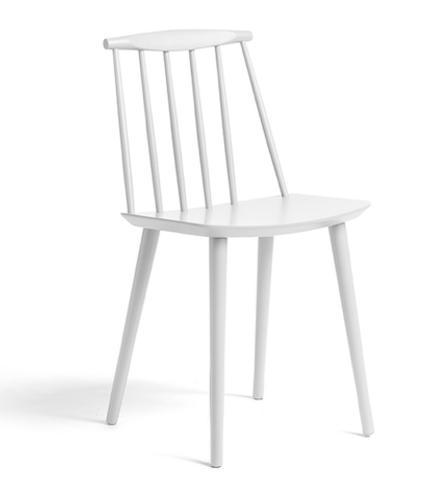Bilde av J77 Chair HAY Hvit