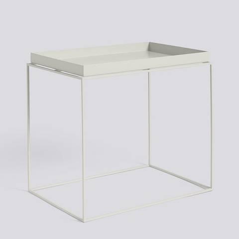 Bilde av Tray Table 40 x 60 Varm grå