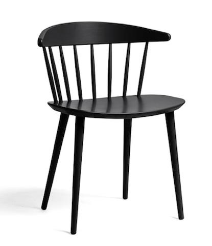 Bilde av J104 Chair HAY Sort