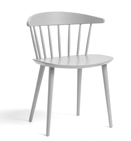 Bilde av  J104 Chair HAY Dusty Grey
