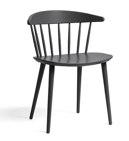 Bilde av  J104 Chair HAY Stone Grey