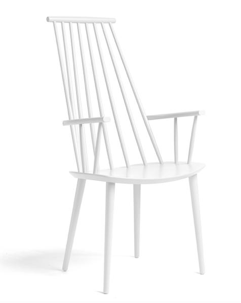 J110 Chair HAY Hvit