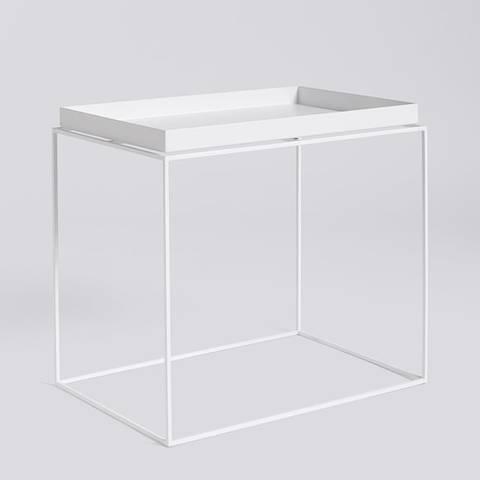 Bilde av Tray Table 40 x 60 Hvit