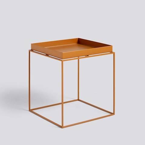 Bilde av Tray Table 40 x 40 Toffee