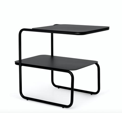 Bilde av Level Side Table Black