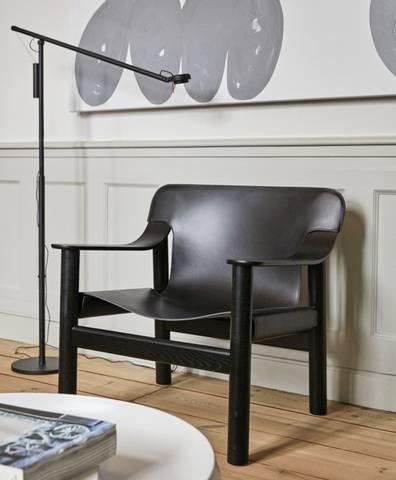 Bilde av Bernard Lounge Chair Black