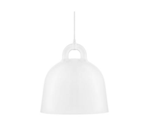 Bilde av Bell Lamp Small Hvit