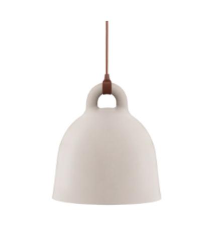 Bilde av Bell Lamp Sand Large