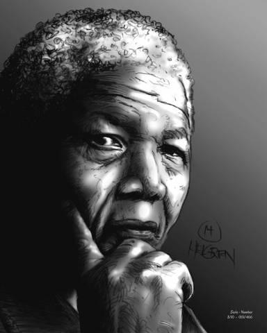 Bilde av Mandela Nr. 8 Limited edition