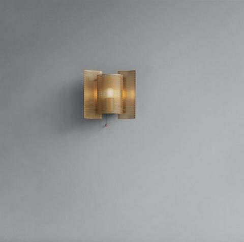 Bilde av Butterfly perforated Brass