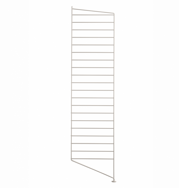 Gavl til gulv 1 pack 115 x 30 cm, String