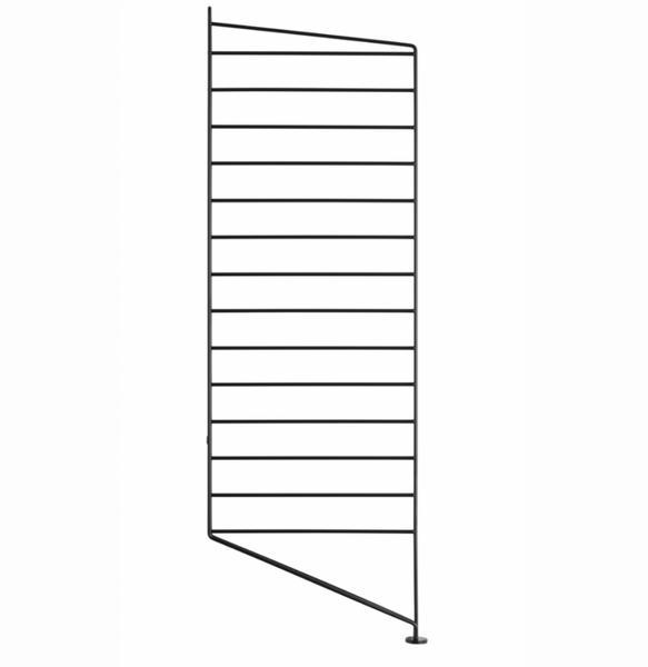 Gavl til gulv 1 pack 85 x 30 cm, String